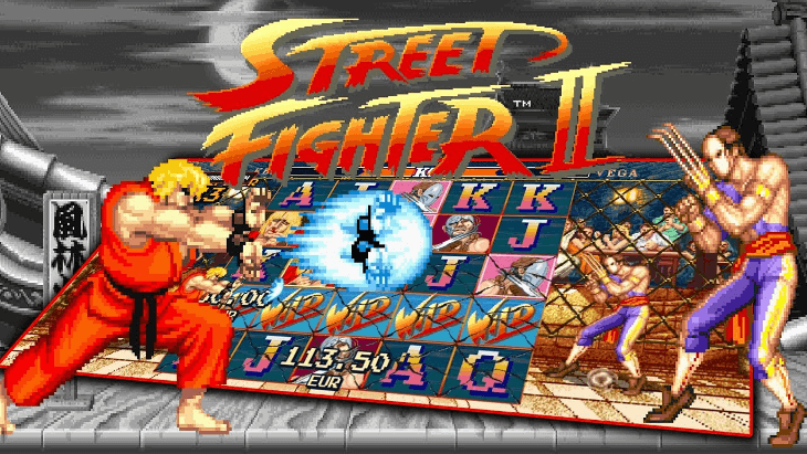 jogo de caca niquel street-fighter 2 the world warrior